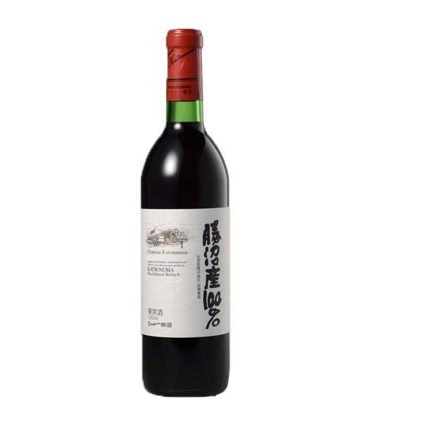 勝沼産100% 赤  2019【日本ワイン・圃】